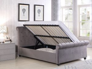 Scroll Bed