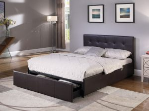 Mabel Bed with Drawer