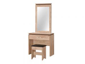 Charlton Oak 1 Drawer Dressing Table