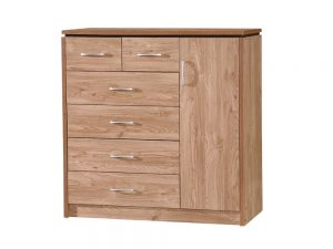 Charlton Bedroom Oak