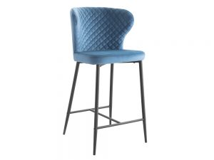 Cosmo Bar Stool (Blue)