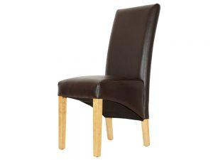 D1 Parson Chair (Brown)