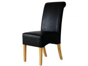 D10 Parson Chair (Black)