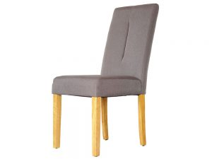 D15 Parson Chair (Fabric French Stone)