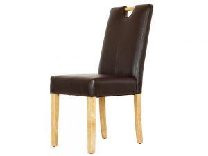 D20 Parson Chair (Brown)