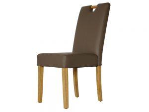 D20 Parson Chair (Taupe)