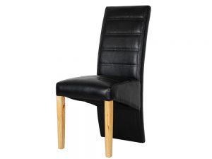 D5 Parson Chair Black