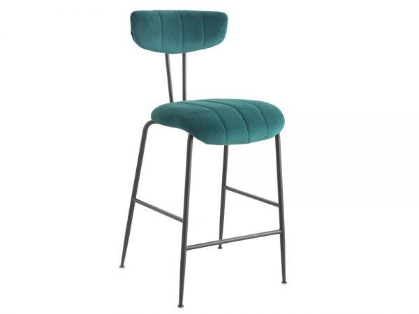 Enzo Bar Stool (Green)