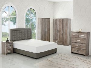 New York Bedroom Set
