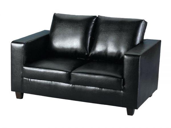 Tempos Sofa in a Box Black