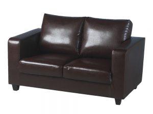 Tempos Sofa in a Box Brown