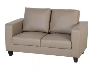 Tempos Sofa in a Box Taupe PU