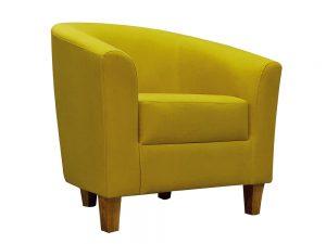 Tempos Tub Chair (Mustard)