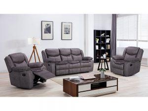 Vienna Sofa Grey