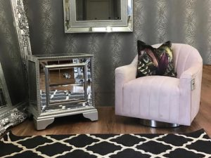 Vigo Swivel Chair