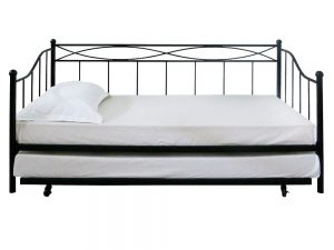 Wave Trundle Bed